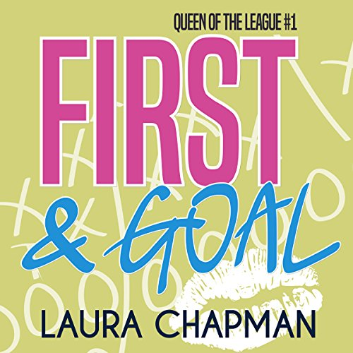 First & Goal audiobook cover art
