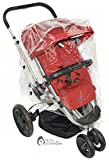 Protector de lluvia Compatible con BABY JOGGER City Mini GT–Carrito