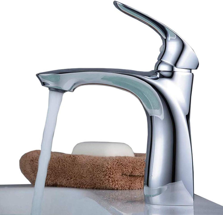 Faucetsingle Basin Mixer Tap Bathroom Sink Taps Lever Bathroom Faucet Brass,Chrome