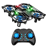NEHEME NH320 Mini Drone for Kids and Beginners, RC Small Quadcopter Drones with 2 Batteries, 3D Flip, Speed Adjustment Altitude Hold, Flying Toys for Boys/Girls Gift