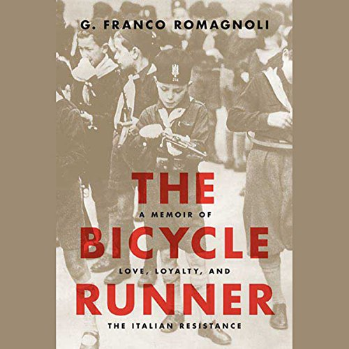 The Bicycle Runner audiobook cover art