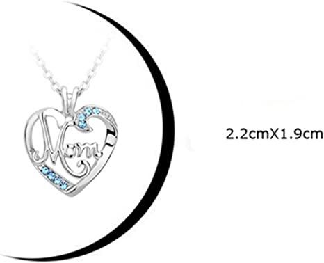 18mm Mom Pendant Gift Love Pendant 35/% OFF SALE SS038 Mothers Day Gift Sterling Silver Love
