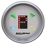 Auto Meter Automotive Replacement Shift Light Gauges