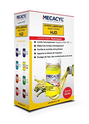 Mécacyl HJD - Flacon 200 ml - Hyper-Lubrifiant - Moteur Diesel (y Compris HDI, TDI, CDI)