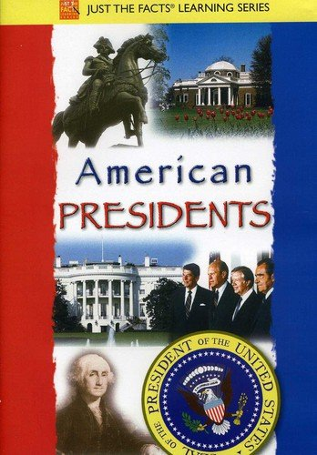 Just The Facts: American Presidents [DVD] [Region 1] [NTSC] [US Import]