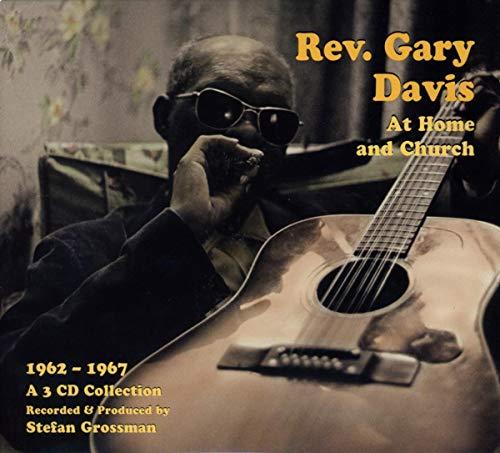 Rev Gary Davis at Home & Church (1962-1967)