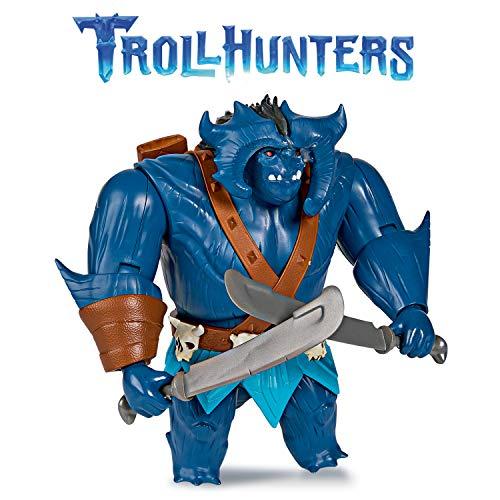 Trollhunters Figura Bular con función 20 cm (Simba 9211005)