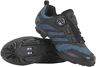 Massi MTB IDUMM Blue/Black Shoes