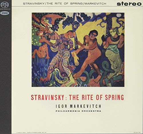 Stravinsky: Rite Of Spring / Tchaikovsky: Nutcrackacker Suite / Romeo & Juliet