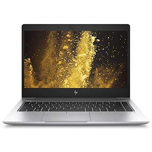 HP EliteBook 840 G5 Notebook, Silver, Intel Core i5-7200U, 8GB RAM, 256GB SSD, 14' 1920x1080 , HP 3 YR WTY + EuroPC Warranty Assist, (Renewed)