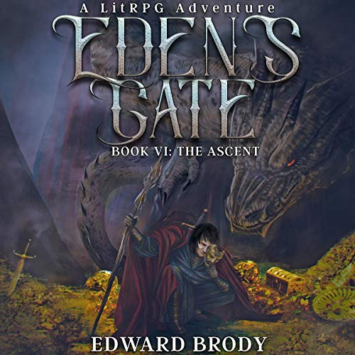 Page de couverture de Eden's Gate: The Ascent