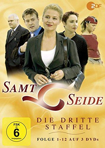 Staffel 3, Folgen 1-12 (3 DVDs)