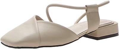c4b574a1968de Amazon.com: ❤ Mealeaf ❤ Women Pointed Toe Lazy Slippers Casual ...