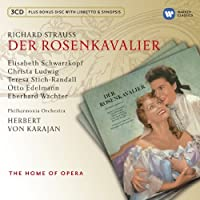 R. Strauss: Der Rosenkavalier by Richard Strauss (2009-11-17)