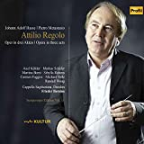 Attilio Regolo, Act I: Goda con me s'io godo, l'oggetto di mia fe (Live)