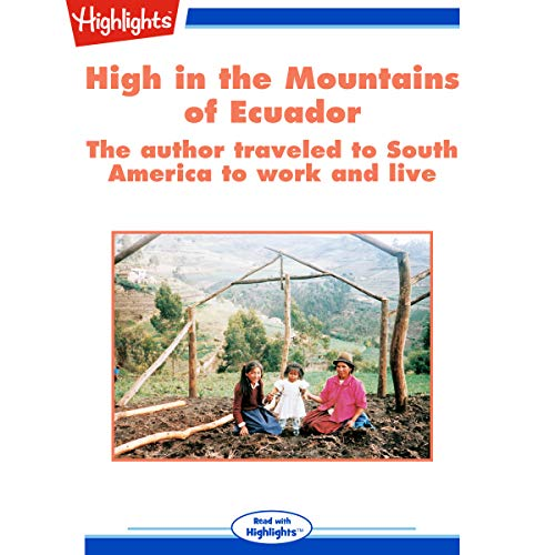 High in the Mountains of Ecuador cover art