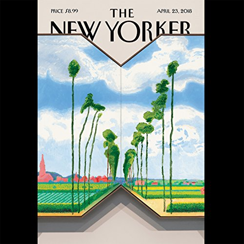The New Yorker, April 23rd 2018 (Nick Paumgarten, Ian Frazier, George Packer) Titelbild