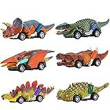 SAITCPRY Juguetes Niños 2-8 Años, Dinosaurios...