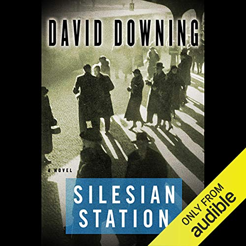Silesian Station audiobook cover art