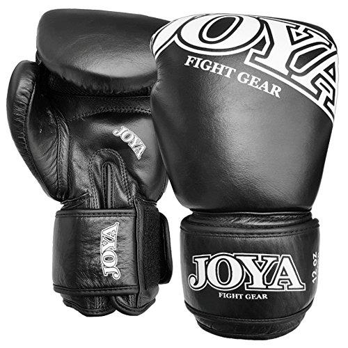 JOYA Guanti da Uomo 0060, Thai e Kickboxing, Marrone, 10oz