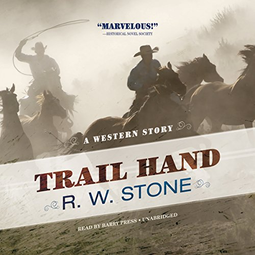 Trail Hand audiobook cover art