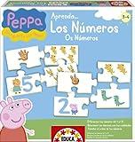 Educa - Juegos educativos Peppa Pig aprendo los números (15651)