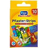 Figo Kinder-Pflaster 'Zoomotive', 1 Pack (10 Stück)