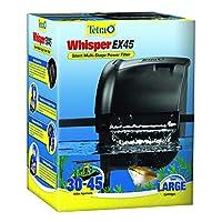 Tetra 26312 Whisper EX 45 Filter, 30-45-Gallon by Tetra