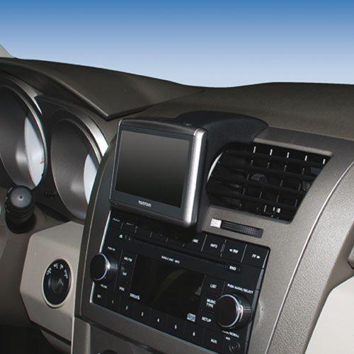KUDA 258095 Halterung Kunstleder schwarz für Dodge Avenger ab 2008 bis 2014