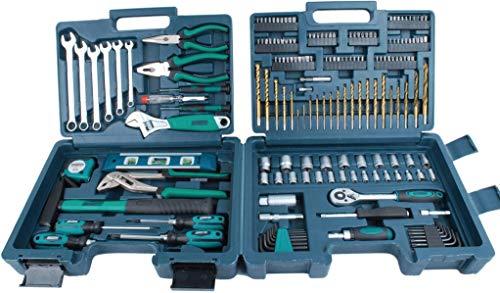 Brüder Mannesmann Werkzeug 176-tlg. Werkzeugsatz, M29086