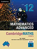 Cambridge Maths Stage 6 NSW Advanced Year 12 Front Cover