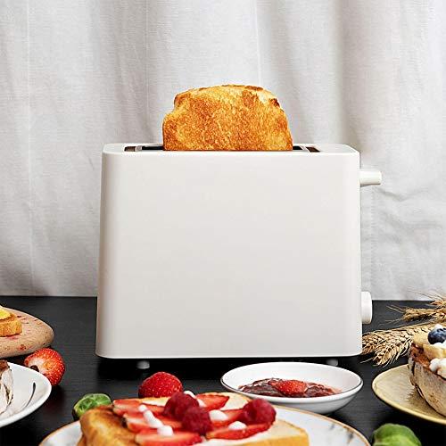 トースターのアップグレード、7つのパン焼き設定、取り外し可能なパンくずトレイを備えた均等かつ迅速なグリル