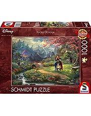 Schmidt 59672 Mulan puzzel