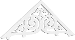 Ekena Millwork GPP060X020X100ATH Gable Pediment 60