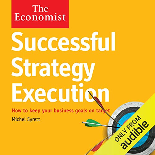 Successful Strategy Execution audiobook cover art
