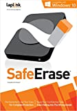 Laplink SafeErase 8  PC Software   Permanently Erases Data for Complete Protection   Customized Deletion   Complete Privacy Protection