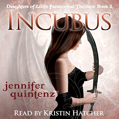 Incubus audiobook cover art