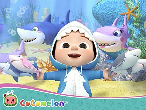 Baby Shark V2 (Hide and Seek Version)