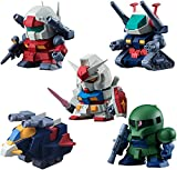 Bandai Hobby Shokugan Gundam Build Model 03 Figure, BAN00822