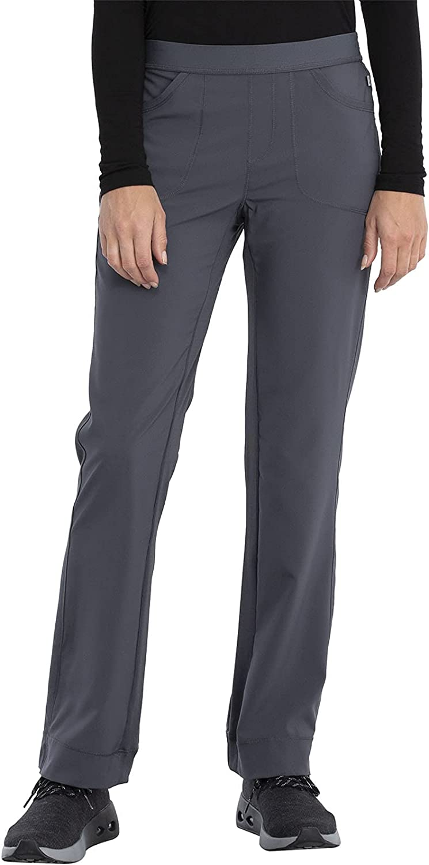 Cherokee Women's Infinity Low-Rise Slim Pull-On Scrub Pant