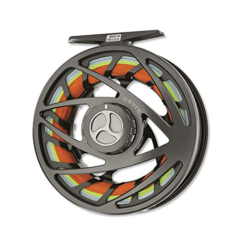 Orvis Mirage USA Fly Reel Pewter, III