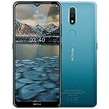 Nokia 2.4 - Smartphone 32GB, 2GB RAM, Dual Sim, Fjord