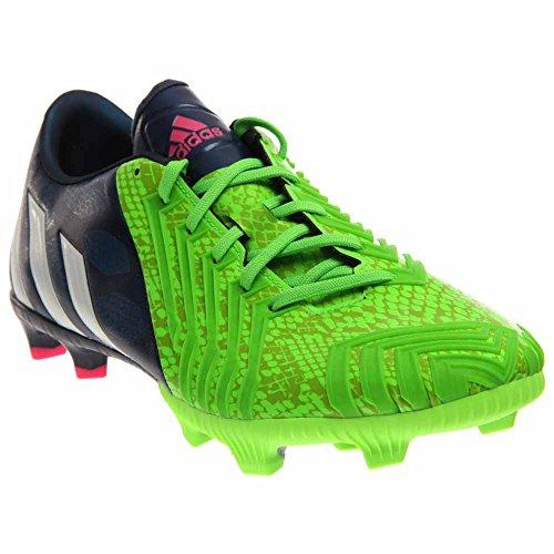 Adidas Predator Absolion Instinct FG - Botas de fútbol, Azul (Azul), 46 EU