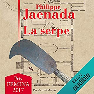 Couverture de La serpe