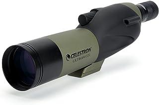 Celestron 52249 Ultima 65 18 to 55x65 Straight Spotting Scope