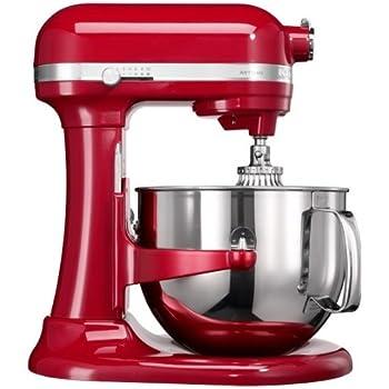 KitchenAid, Artisan - 5KSM7580X,  Robot da Cucina da 6,9 L