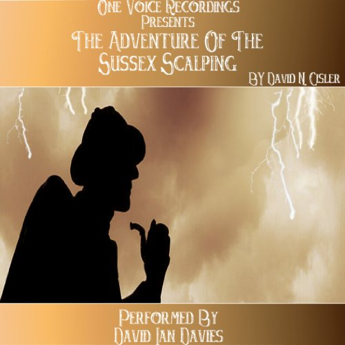The Adventure of the Sussex Scalping cover art