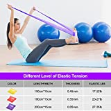 Zoom IMG-1 elastici fitness set di 3