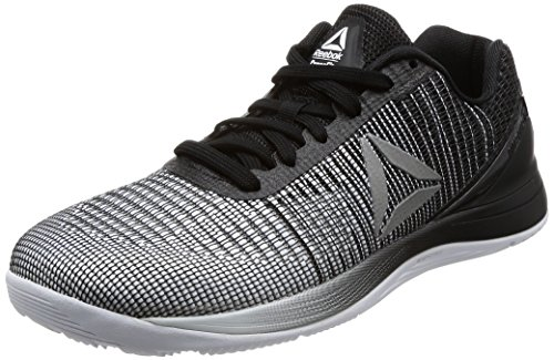 Reebok Herren Crossfit Nano 7 Fitnessschuhe, Mehrfarbig (White/Black), 44 EU