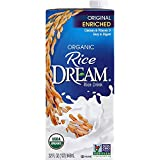 Rice Dream Organic Rice Drink, Enriched Original, 32 oz (Pack of 12)